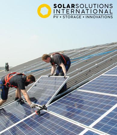 Vlutters Tools & Safety brengt veiligheid op Solar Solutions International 2020