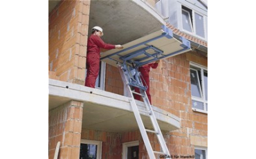 GEDA fixlift 250 van 11 meter hoogte | Vlutters Tools & Safety