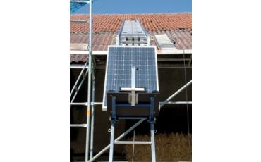 Universeel solarplateau GEDA ladderliften | Vlutters Tools & Safety