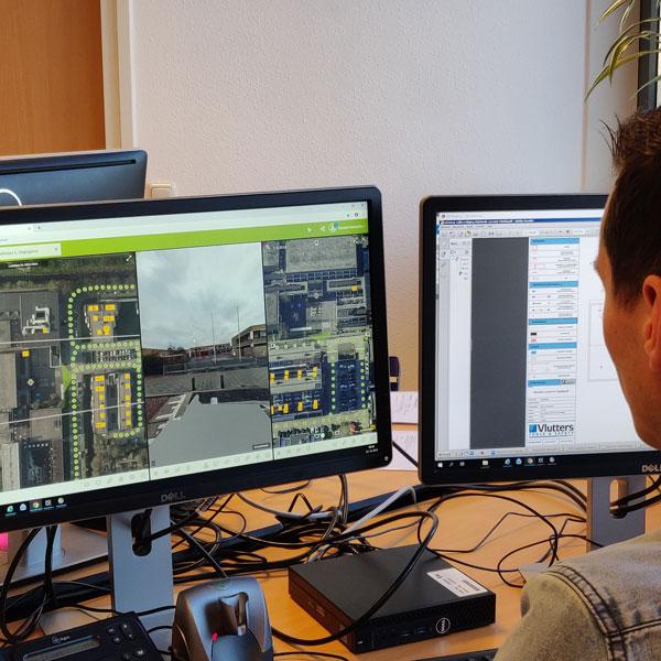 Sneller en veiliger te werk dankzij nieuwe software | Vlutters Tools & Safety