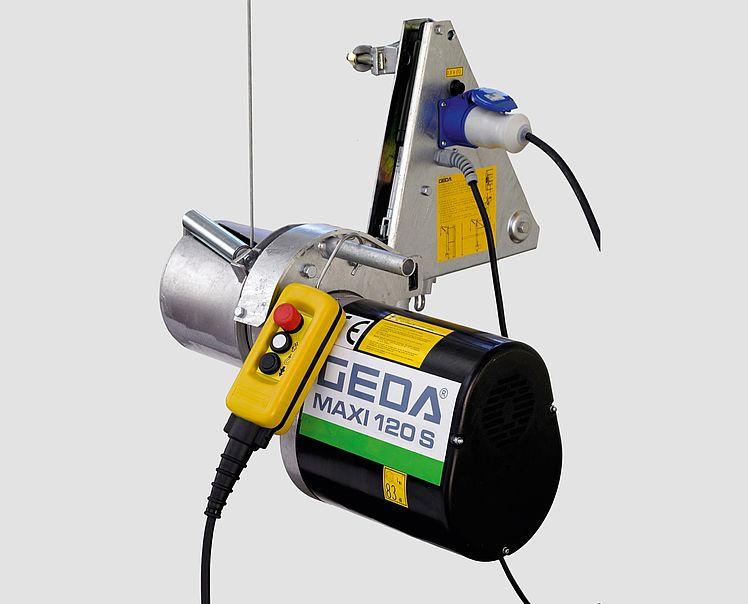 GEDA-steigerlier-Maxi-120S-Vlutters