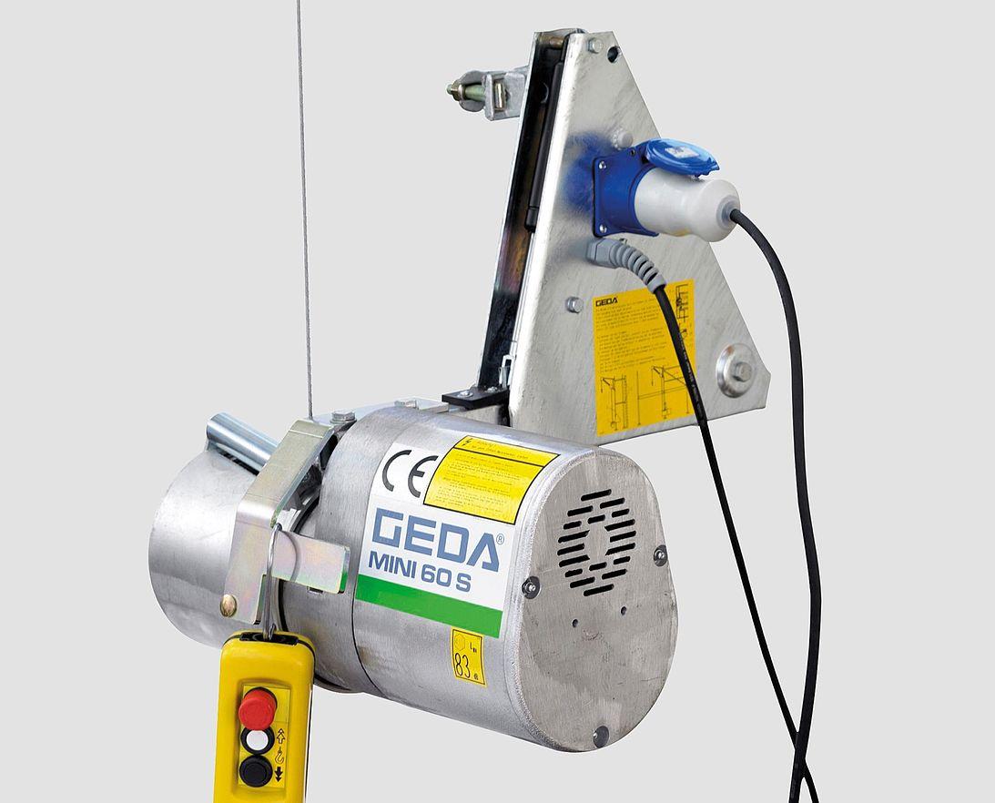 GEDA-steigerlier-Mini-60S-Vlutters