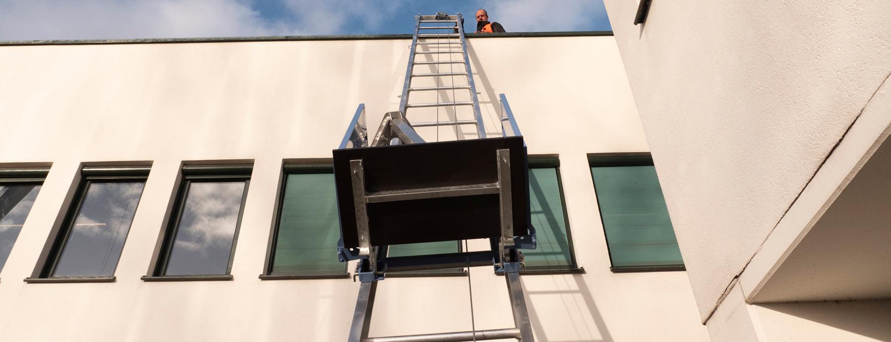Ladderliften Geda Vlutters