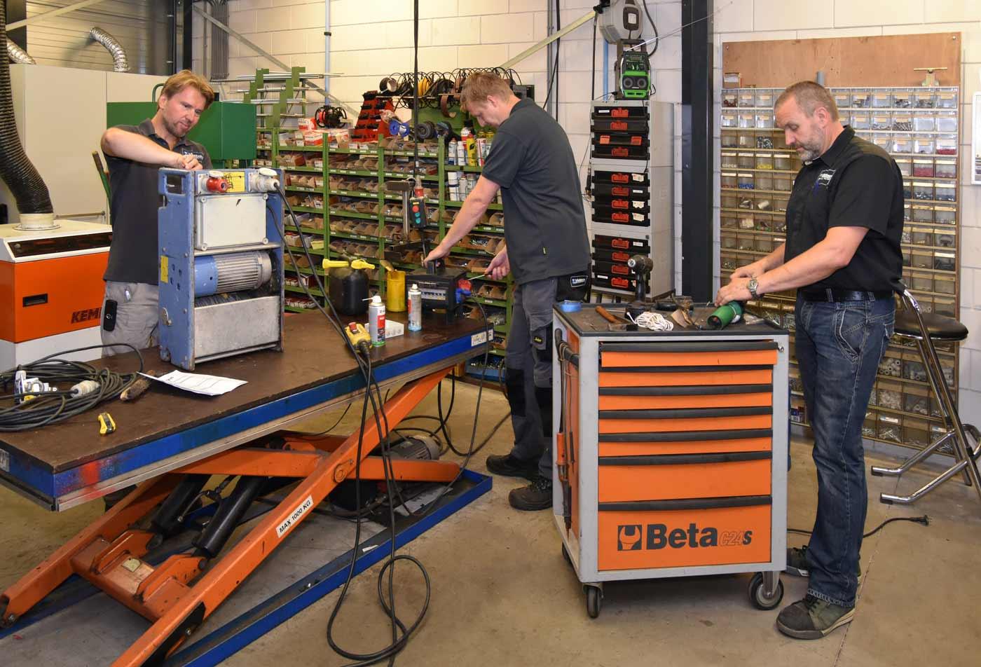 Vlutters Tools & Safety | Keuring aanvragen